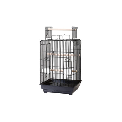 Parrot Square Open top Cage