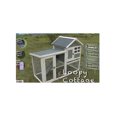 Bono Fido 2 Level Lawn Hutch