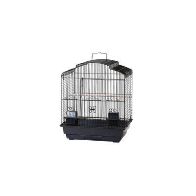 Budgie Scallop Top Cage